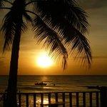 Carabao Island sunset