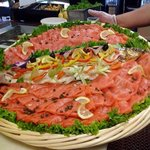Tower Deli Smoked Fish Platter