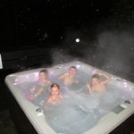 Jacuzzi time !