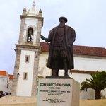 Monumento Do Vasco Da Gama