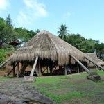 Carib Longhouse