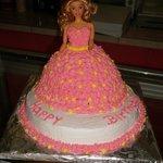 Princesa Birthday Cake