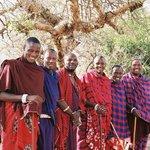 Maasai elder Ole Zululu
