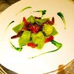 Ravioli ai broccoli