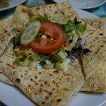 Turkish Meat Pancake