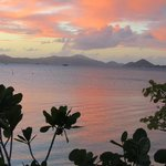 Caneel Bay Sunset