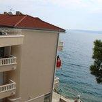 отель с замечательным видом на море