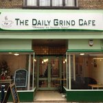 The Daily Grind Cafe Foto
