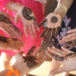 Mehndi for guests