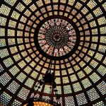 Largest Tiffany dome in the world