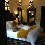 roomy accommodations