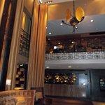 Mezzanine and Lounge