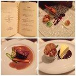 menu e cena di capodanno