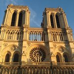 The spectacular Notre Dame which was the meeting point for our specific tour.