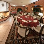Restaurante Chateau De Gazon