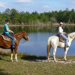 Fantastic ride at Little Manatee River State Park