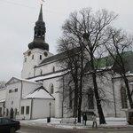 Подходим к главному храму Таллина