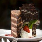 Joe's Chocolate Sin Cake