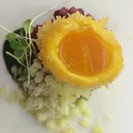 Beetroot, Egg and Watercress - The Pass