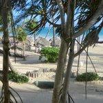 Belle plage...