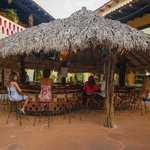 palapa and bar