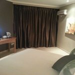En-suite room at Fountain Hill Guest House