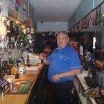 Roger the Barman