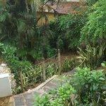 area externa jardim