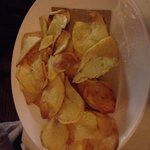 Patate chips buonissime