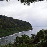 Ocean near Hana