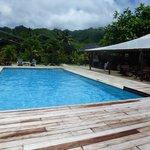 Pool and Aqua Bar