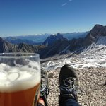Beer at the top of the world