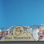 Our Blue Mountain Coffee, Fresh from Jamaica