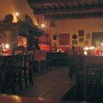 La cena Etrusca, 30 Dicembre