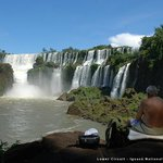 Circuito Inferior - Pasarela a Garganta del Diablo - Parque Nacional Iguazú, Misiones. Argentina