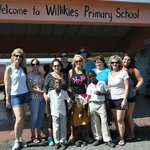Visit to Willikies Primary School