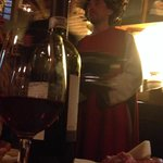 Dante, buon cibo e vino di qualità