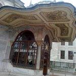 Fatih Sultan Mehmet Hanın Kabri girişi 01.01.2014