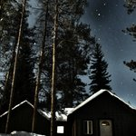 Daven Haven Cottages under the stars