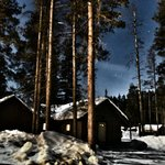 Daven Haven Cottages under the stars