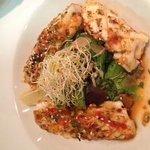 thai squid starter