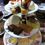 Afternoon Tea served daily