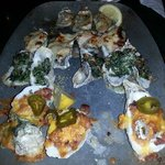 Oyster sampler (minus one or two)