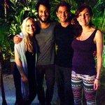 Lauren, Ivan, Jeff and Linda