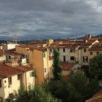 Флоренция из окна 3