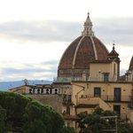 Флоренция из окна 5