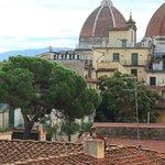 Флоренция из окна 2