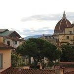 Флоренция из окна 6