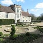 Ightham Mote's famous facade