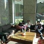 春聚會館lobby